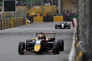 F3マカオ決勝:大波乱も関係なし。ティクトゥムが完璧な走りでマカオ連勝