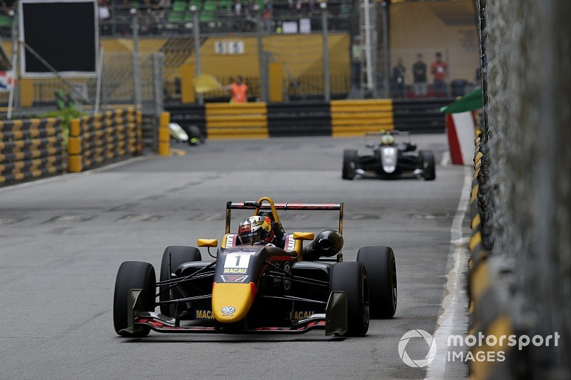 Dan Ticktum remporte (encore) le Grand Prix de Macao !