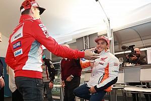 Lorenzo en Marquez niet topfit voor test in Valencia