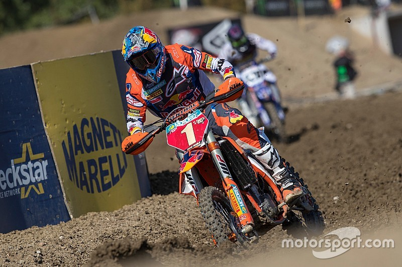 Wereldkampioen Herlings: