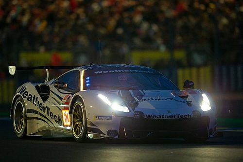 Scuderia Corsa moves up to GTE Pro at Le Mans