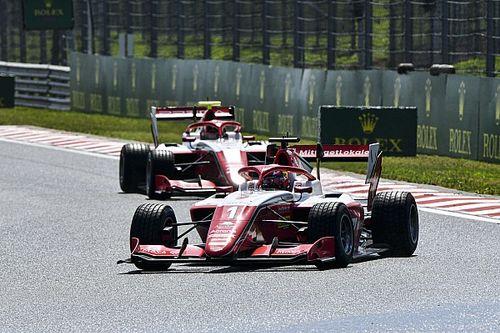 فورمولا 3: هوغر يتفوّق على لوكلير ويفوز في سباق المجر الرئيسي