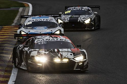 """WRT Audi """"not disappointed"""" despite dramatic late Spa 24 defeat"""