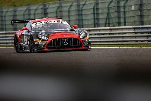 Marciello bezorgt ASP Mercedes pole-position voor 24 uur van Spa