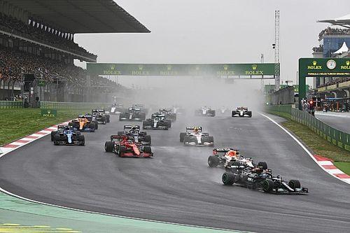Así llega el mundial 2021 de F1 al GP de Estados Unidos