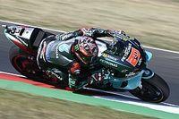 MotoGPエミリア・ロマーニャFP1:ペトロナス・ヤマハ好調ワンツー。中上6番手発進