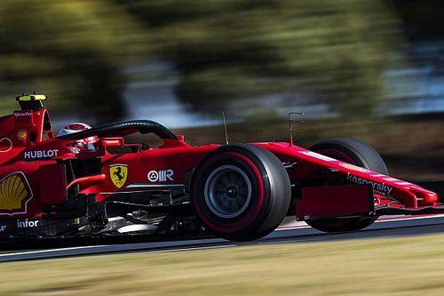 Leclerc jak Schumacher i Hamilton