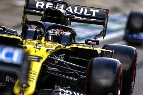 """Ricciardo a """"trouvé le confort dans l'inconfort"""" à Sotchi"""