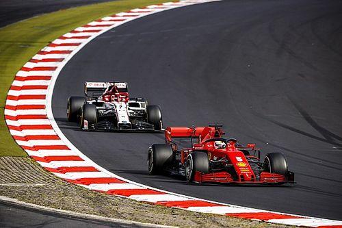 Újabb fejlesztésekkel készül a Ferrari a Portugál Nagydíjra
