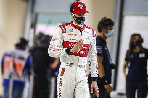 "F1: Acerto de Sainz com Ferrari deixou Giovinazzi ""magoado"""