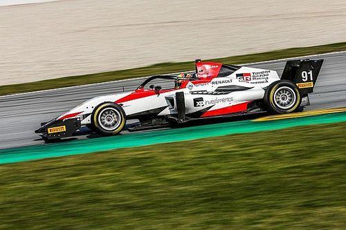 Dudu Barrichello volta a se apresentar diante da plateia da F1 neste fim de semana em Barcelona