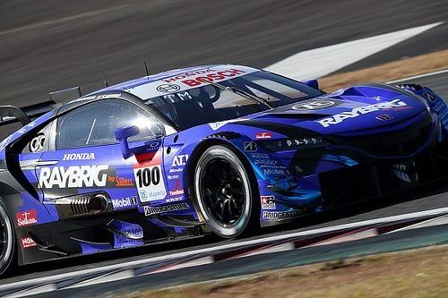 Fuji Super GT: Honda beats Toyota to title on finish line