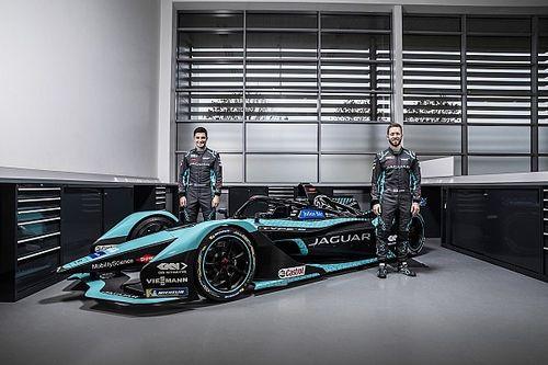 Jaguar unveils new Formula E car for 2020/21 season