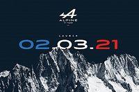 Directo: en vídeo, presentación del Alpine F1 de Alonso (16:00h)