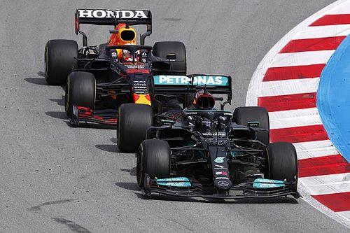 """Verstappen: """"Mercedes, yarış temposunda Red Bull'un önünde"""""""