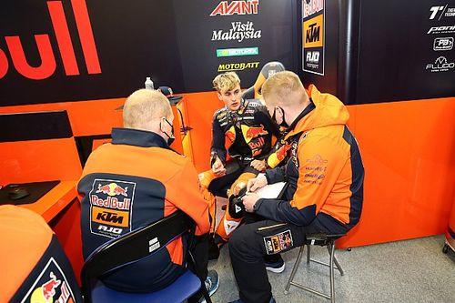 Aki Ajo Maklumi Kesalahan Masia-Acosta di Moto3 Prancis