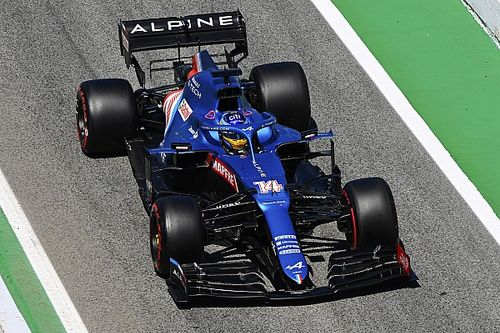 """F1: Alonso vê progresso da Alpine como """"bom demais para ser verdade"""""""