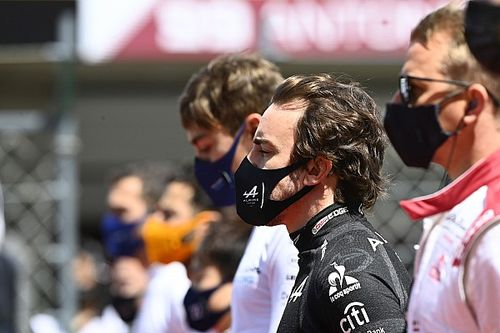 Alonso: Early F1 season struggles overblown by media