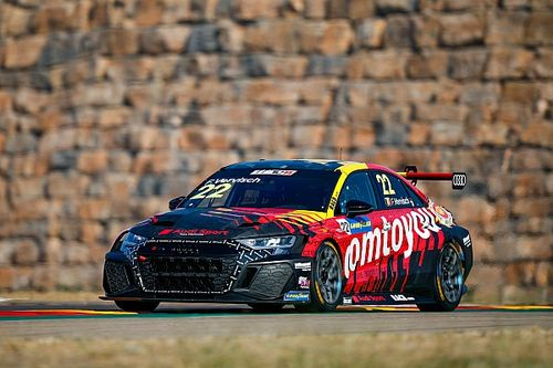 WTCR Aragon: Vervisch grabs Audi's first pole of 2021 from Bjork