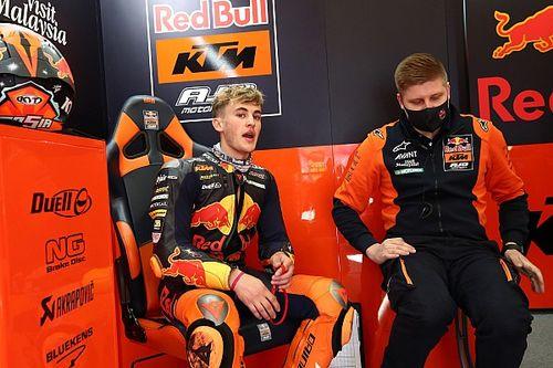 Masia dan Acosta Cukup Puas dengan Hasil FP1-FP2 Moto3 Prancis