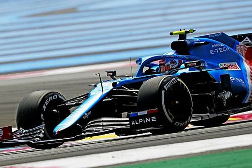 Alpine: No Mercedes exit clauses in Ocon's new three-year F1 deal
