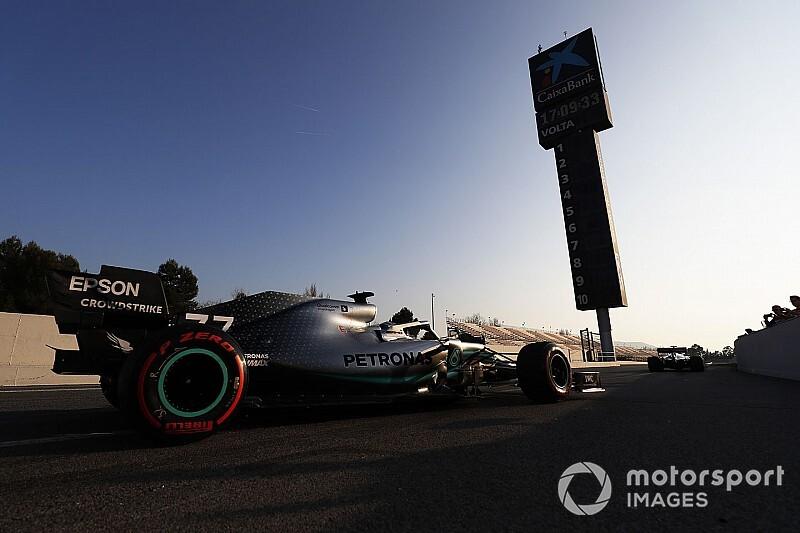 2019年F1開幕前合同テスト2回目、ドライバーラインアップリスト