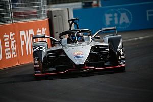 Sanya E-Prix: Buemi sets practice pace for Nissan