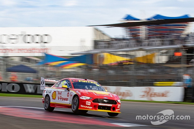 Adelaide 500: Coulthard fastest going into qualifying