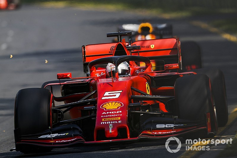 Vettel: Ferrari had