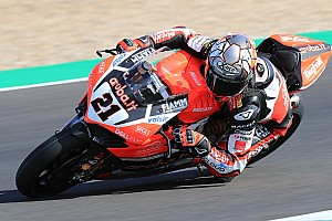 World Superbike Breaking news Superstock champion Rinaldi steps up to World Superbike