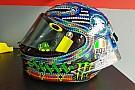 GALERI: Helm baru Rossi untuk tes MotoGP
