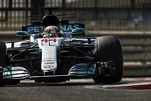 Hamilton 2018'de dörtlü mücadele için hazırlanıyor
