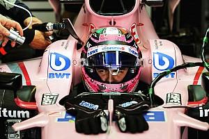 F1 Noticias de última hora Pérez pide libertad en Force India en su lucha contra Ocon