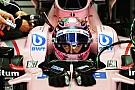 Pérez pide libertad en Force India en su lucha contra Ocon