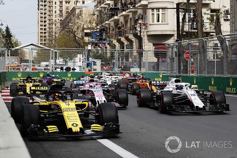 Force India'ya göre Renault, McLaren'dan daha büyük bir tehdit