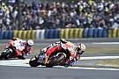 MotoGP Pedrosa a sauvé une 5e place mais surtout évité la chute