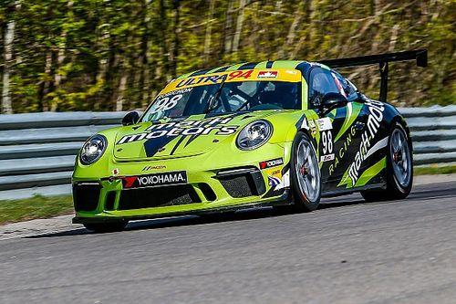 Robichon dominates Porsche GT3 Cup Canada races at CTMP