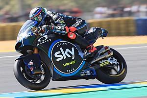 Moto2 Qualifiche Bagnaia centra la sua prima pole position in Moto2 a Le Mans