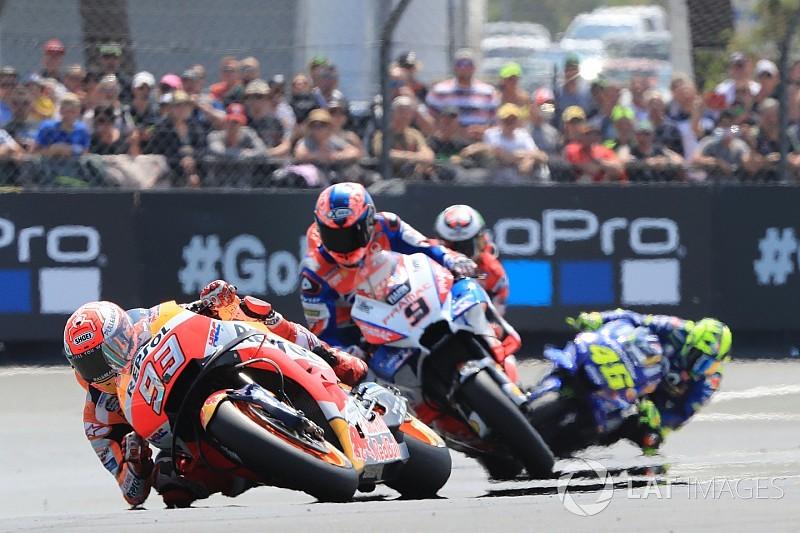 El semáforo del Gran Premio de Francia
