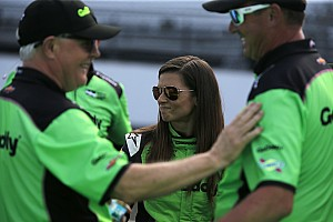 IndyCar Últimas notícias Danica se diz feliz com quali