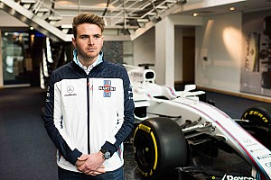 Formula 1 Breaking news Williams appoints Rowland as 'young driver'