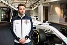Forma-1 Egy új tehetség csatlakozott a Williamshez, aki versenyzőülést akar magának