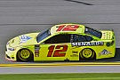 NASCAR Cup Daytona 500: Ryan Blaney wins Stage 2 as more contenders crash out
