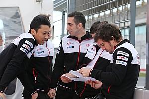 WEC Самое интересное Алонсо и Toyota на трассе в Портимане: фото с тестов LMP1