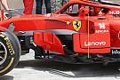 Ferrari, dikiz aynalarında değişiklik yaptı