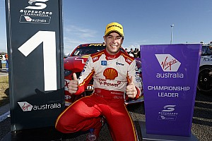 Supercars Breaking news McLaughlin hails career-best race after shock Perth win