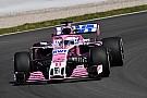 Force India pilotları sıralamalarda daha güçlü olmayı bekliyor