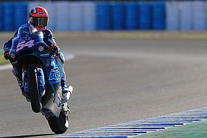 Moto2 Test Test Valencia, Giorno 3: Pasini guida una bella tripletta italiana