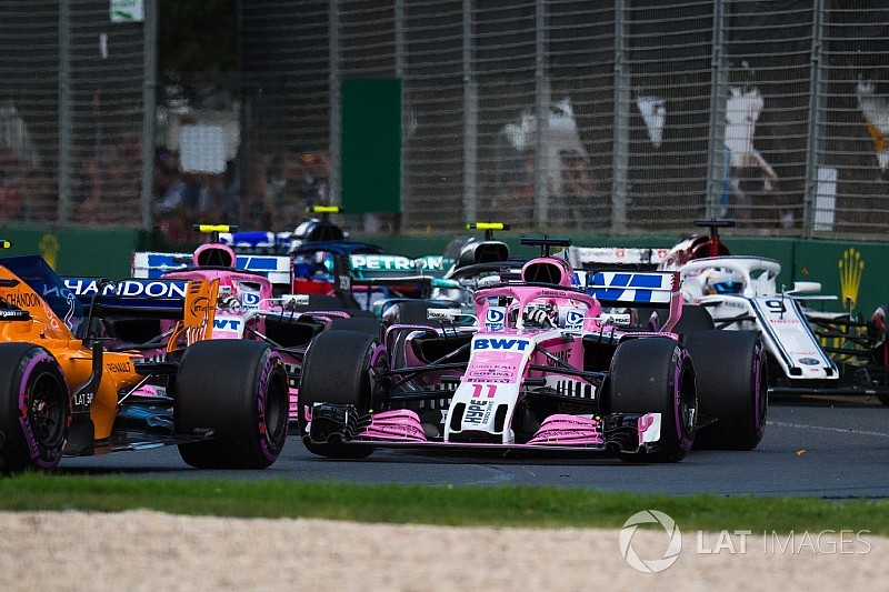 Force India veut