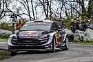 WRC Ogier lidera por medio minuto el Rally de Córcega